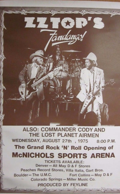 Image of ZZ Top Posters