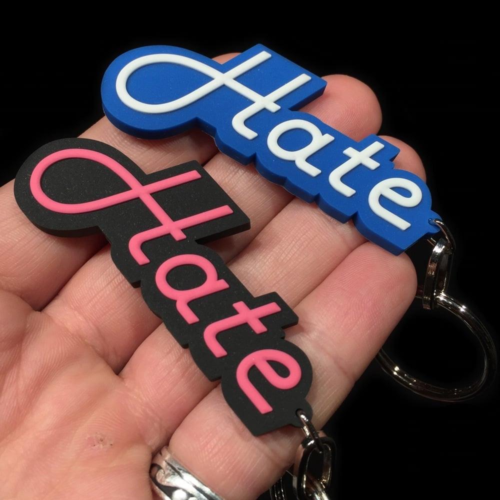Image of 2013 Hate & Schminx Keychain