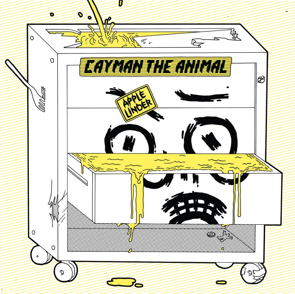 "Image of CAYMAN THE ANIMAL ""Apple-Linder"""