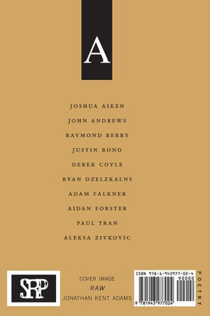 Image of Assaracus Issue 20: A Journal of Gay Poetry (Bond, Dzelzkalns, Tran)