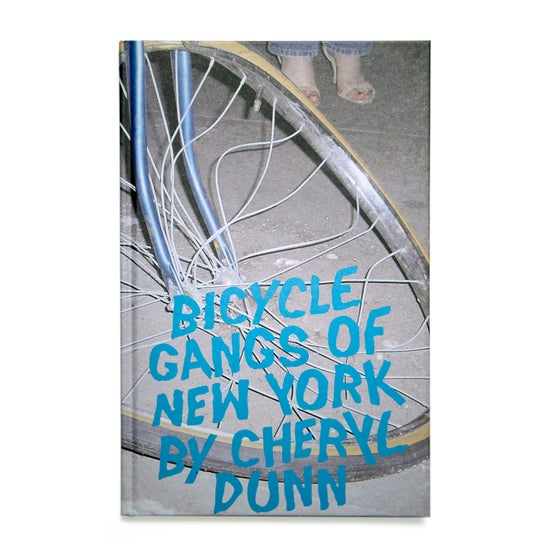 Image of Bicycle Gangs of NY