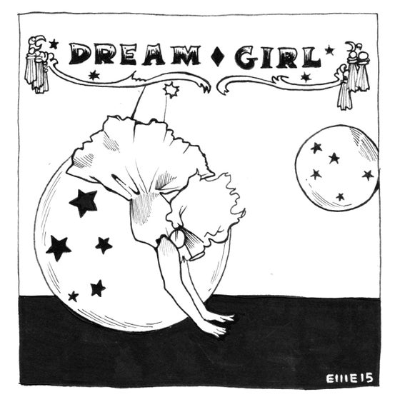 Image of DREAMGIRL Zine Issue 1