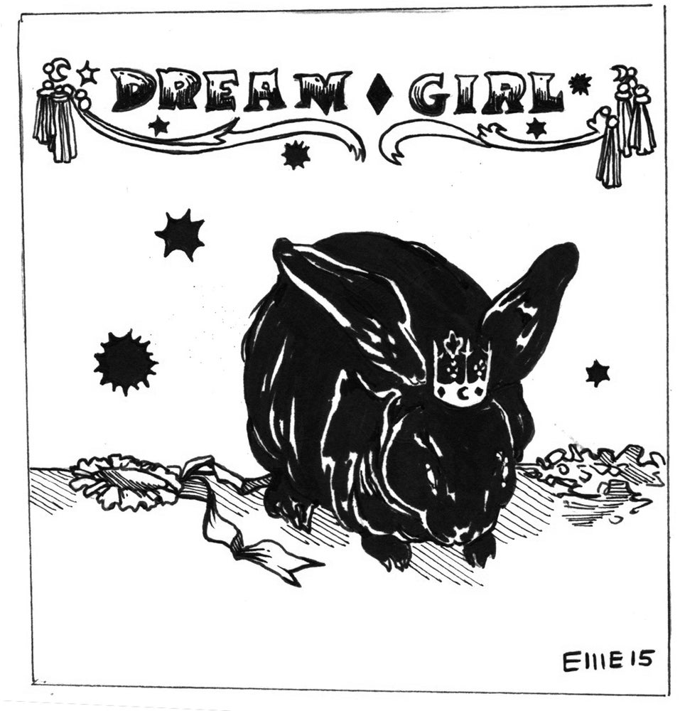 Image of DREAMGIRL Zine Issue 2