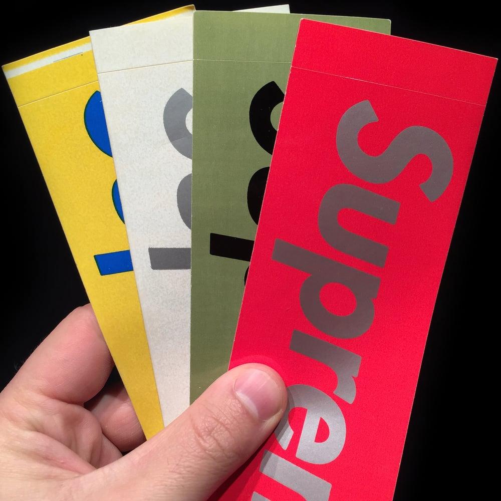 Image of 0000 OG Paper Stickers