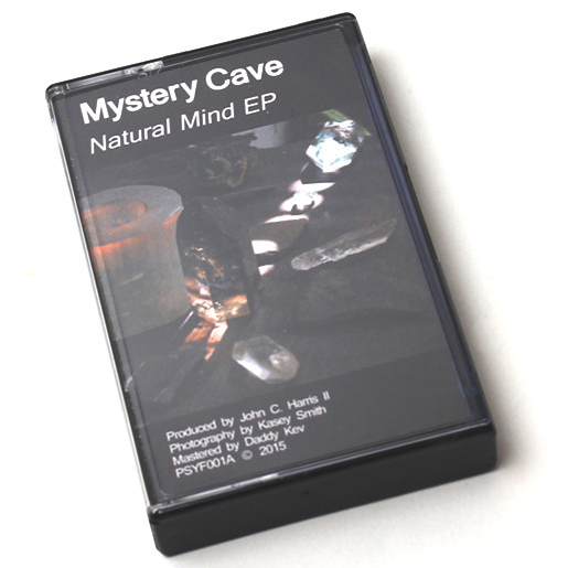 "Image of Mystery Cave ""Natural Mind EP"" Cassette"