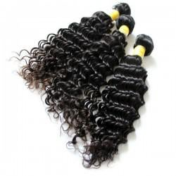 Image of Indonesia silk Curly 12-30in. starting at $70