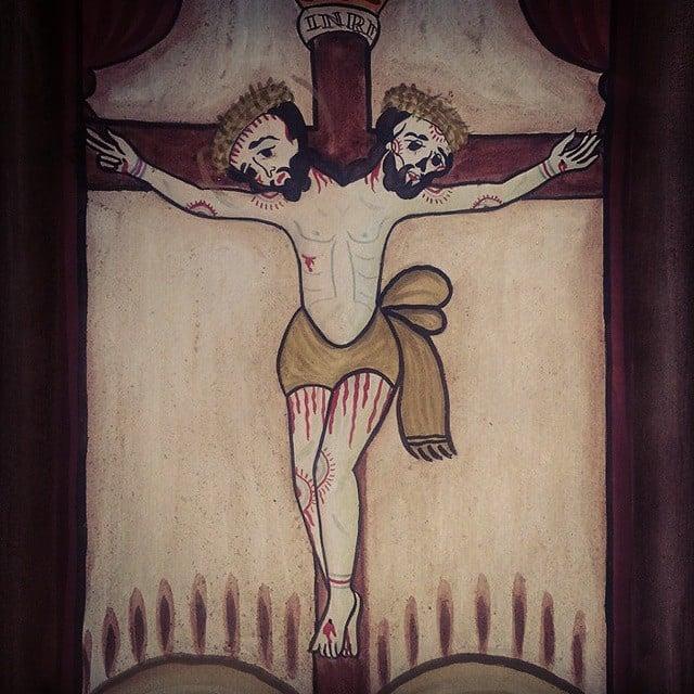 Image of Jesus Duality