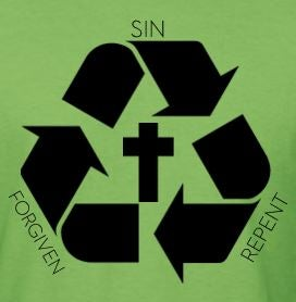 Image of REpent Tee   Pre order