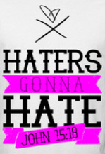 Image of Haters Tee