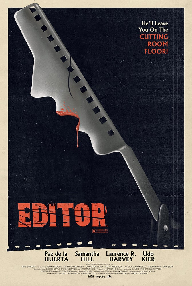 Image of The Editor