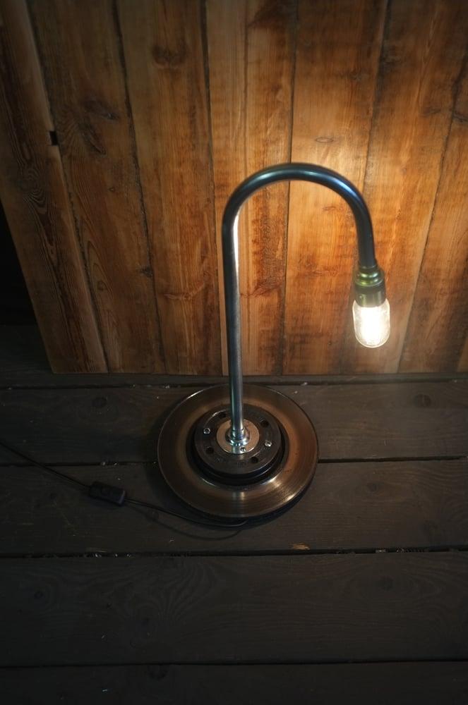 Image of Brake Disc Lamp #1