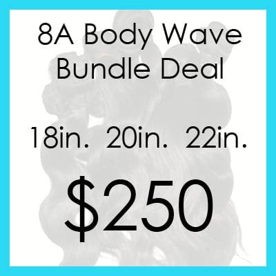 Image of Indian Body Wave Bundle $250