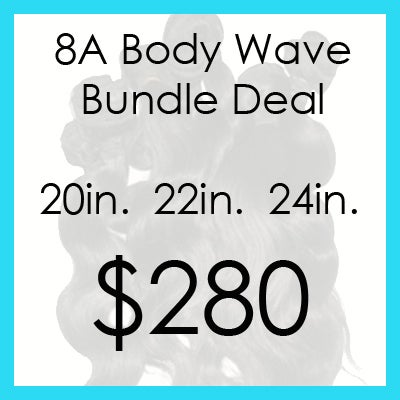 Image of Indian Body Wave Bundle $280