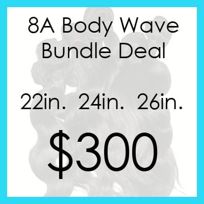 Image of Indian Body Wave Bundle $300