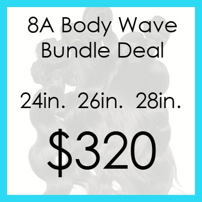 Image of Indian Body Wave Bundle $320
