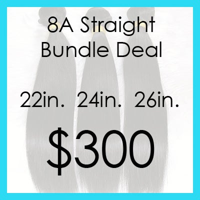 Image of Indian Straight Bundle $300