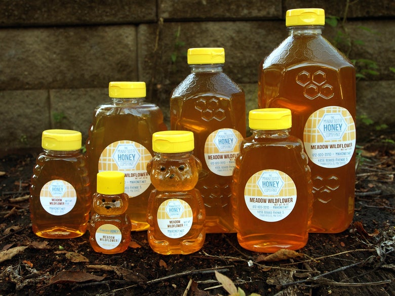 Image of Meadow Wildflower Honey - starting at