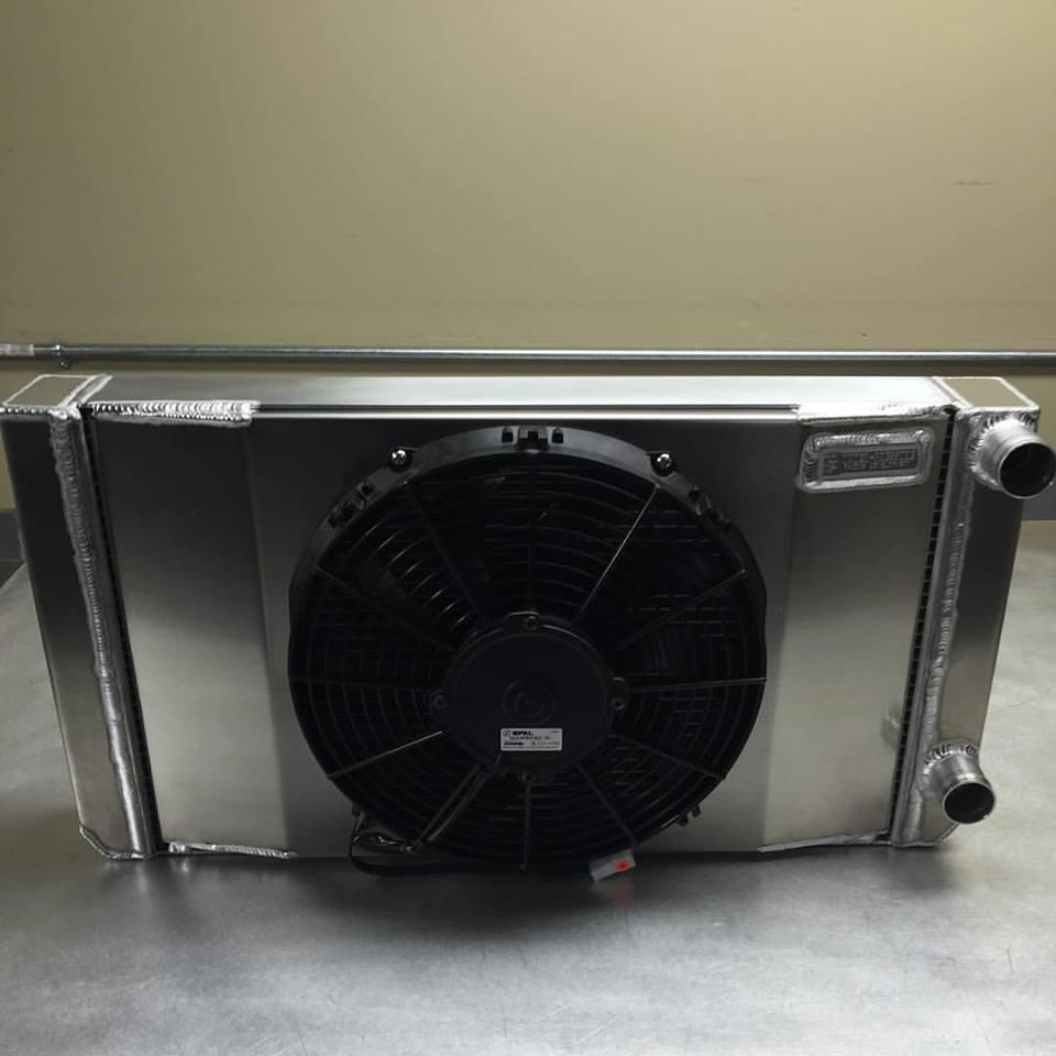 Image of Skyline R32 Radiator