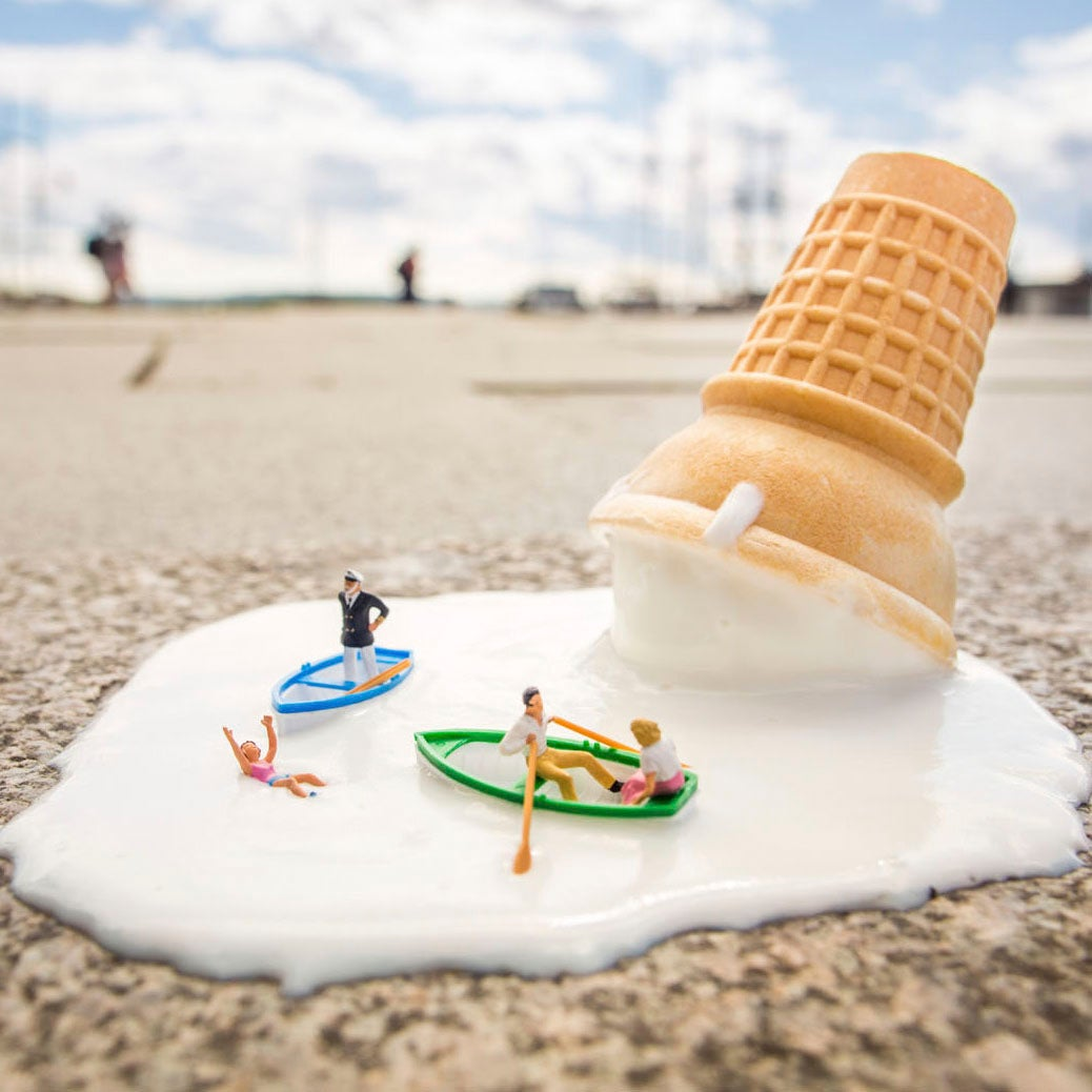 Image of Øystein Dypedal - Ice Scream