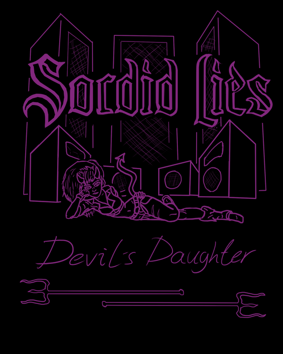Image of Devils Daughter Tee