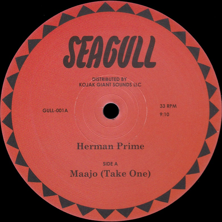 "Image of Herman Prime - ""Maajo"" 12"""