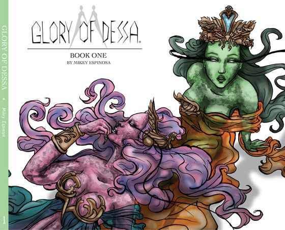 Image of GLORY OF DESSA - BOOK ONE