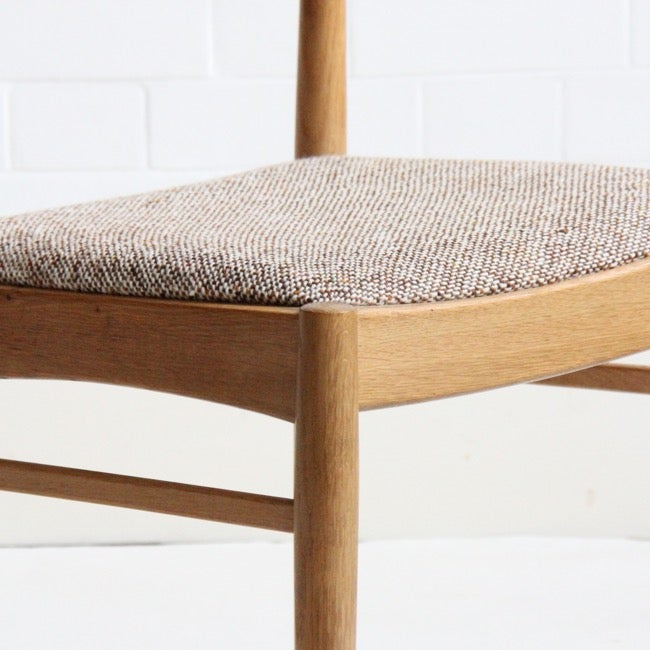 Image of mid-century danish dining/ desk chair