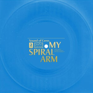 """Image of Sound of Ceres - """"My Spiral Arm"""" Flexi Disc"""