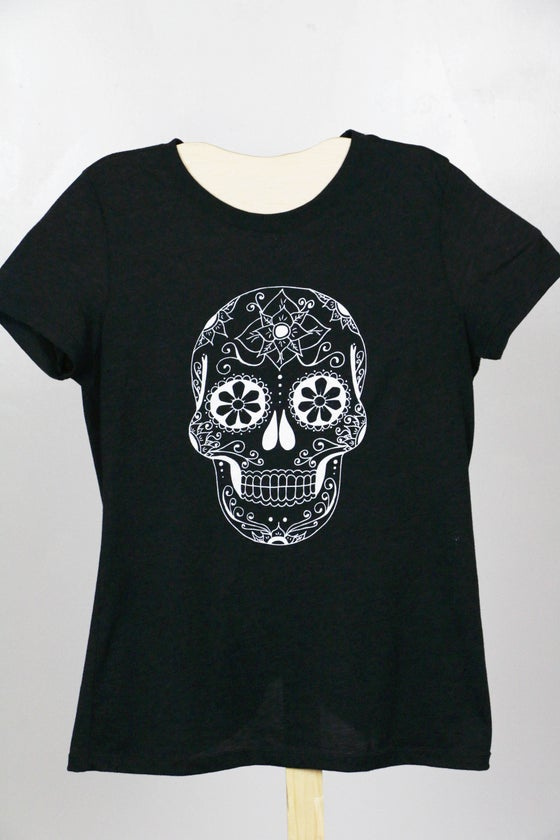 Image of Day of the Dead Tee (Women's)