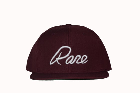 Image of G.T.E. Snapback (Wine)