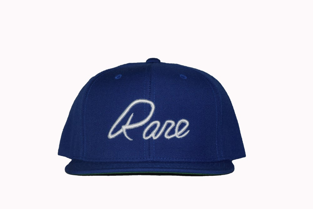 Image of G.T.E. Snapback (Blue)
