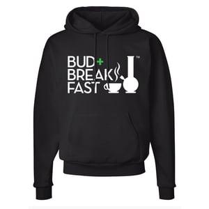 Image of Bud+Breakfast™ Hoodie (Black)