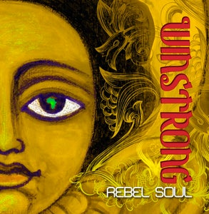 "Image of Winstrong - ""Rebel Soul"" CD"