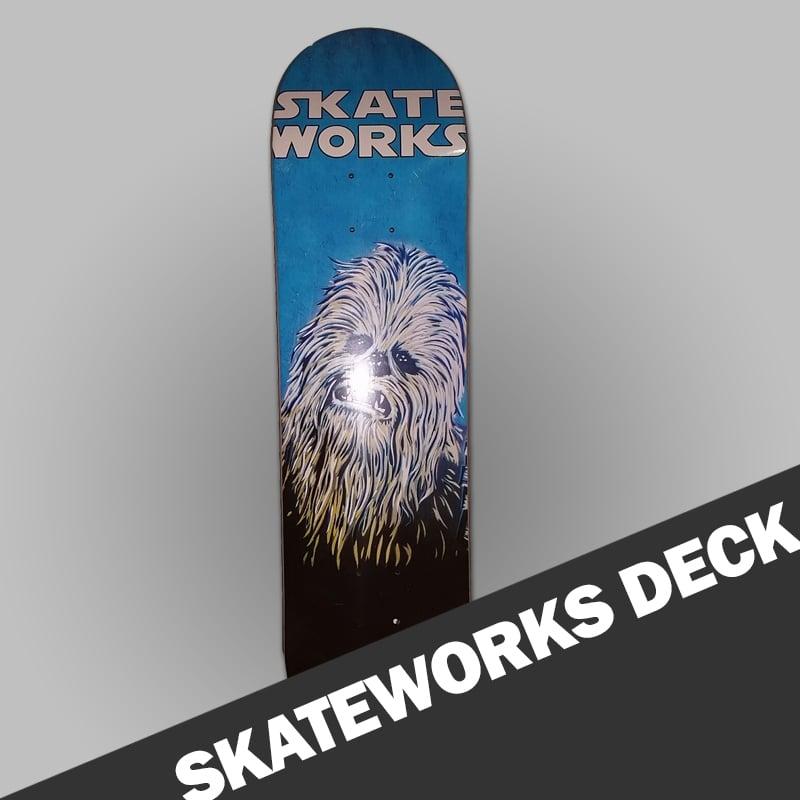 Image of Skateworks deck