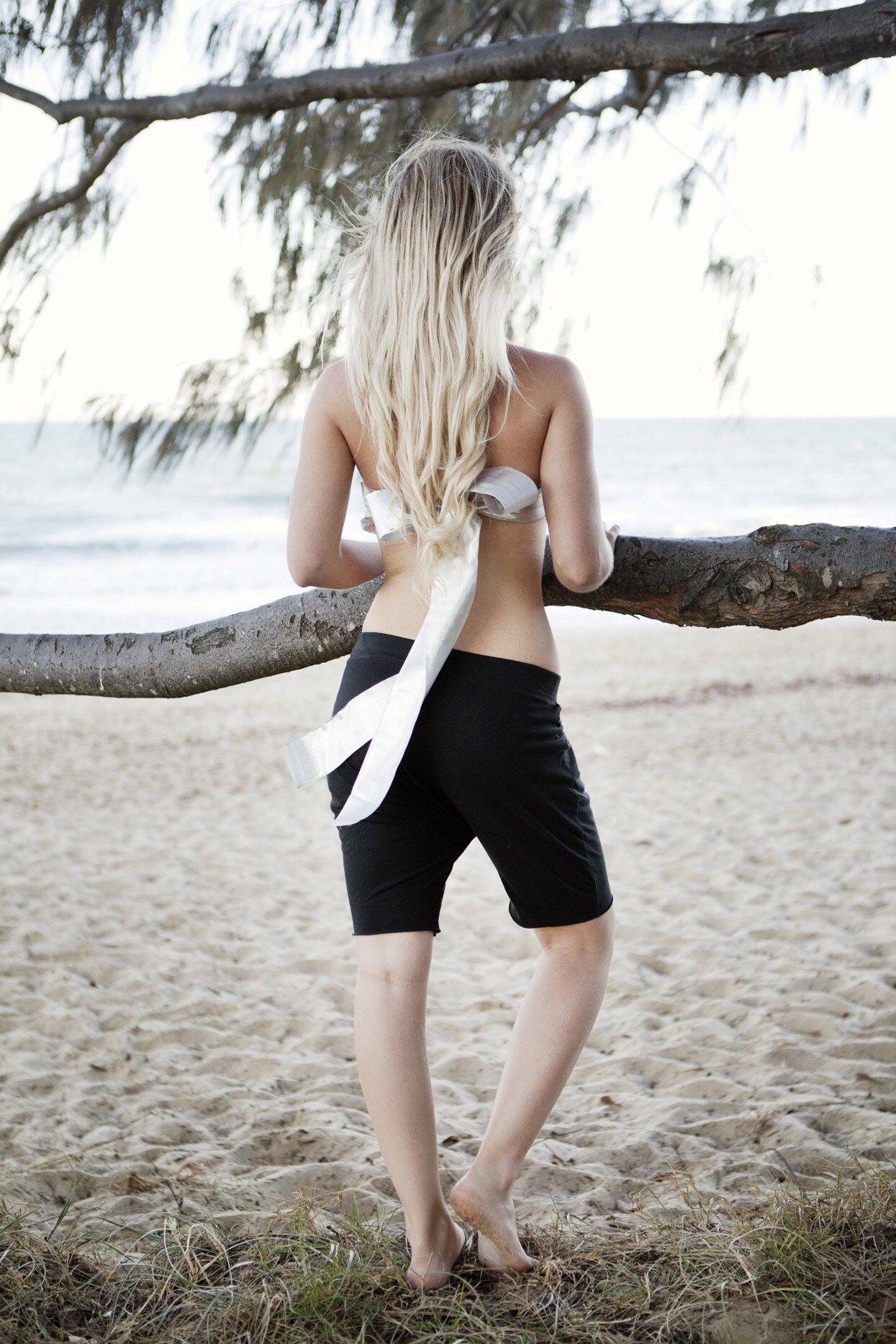 Image of Weekend Shorts - Organic Black ⚫️
