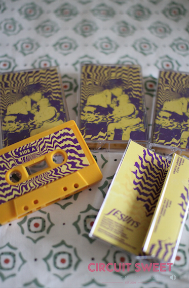 Image of Cassette Store Day Release 2015- Jesuits: Dinner Jazz / Carpet Floors