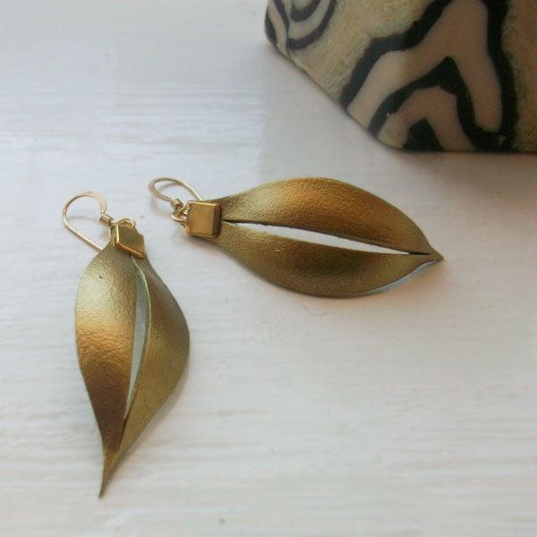 Image of Masai earrings, small