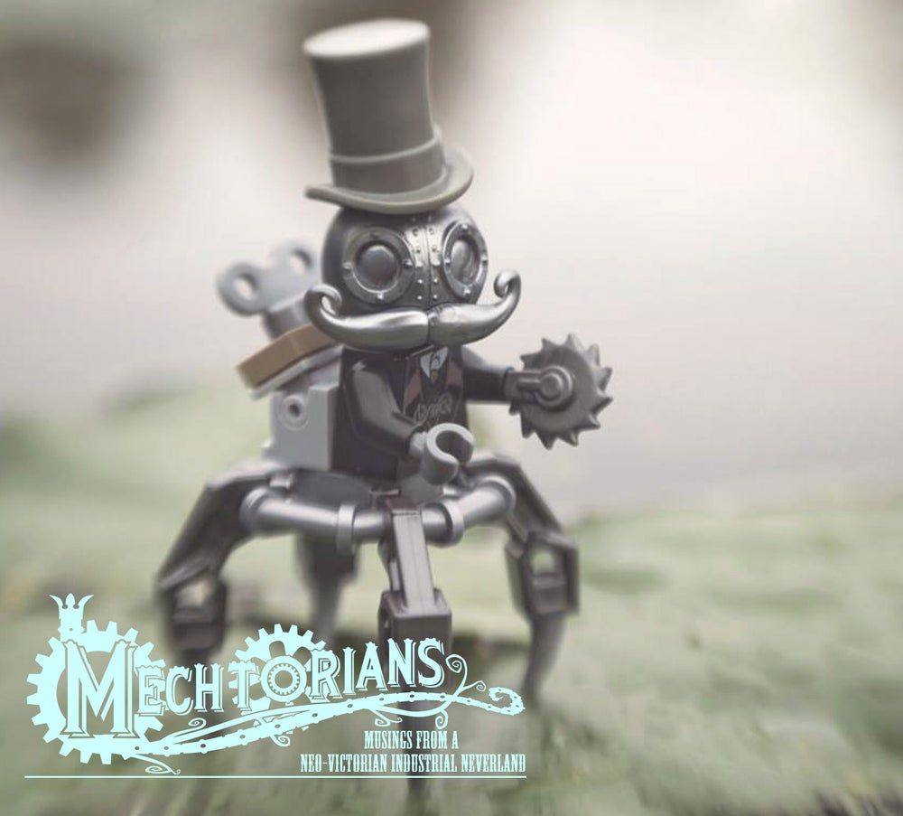 Image of STEEL Edition Mechtorian - SOLD OUT