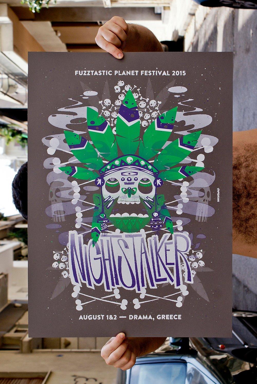 Image of Nightstalker poster