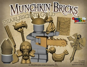Image of Complete Set of Munchkin Bricks - assorted colors