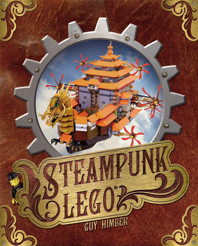 Image of Signed Edition of STEAMPUNK LEGO by Guy Himber SOLD OUT