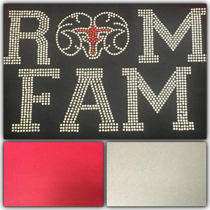 Image of WSSU RAM FAM 1.0 (Original Design) - only a FEW left