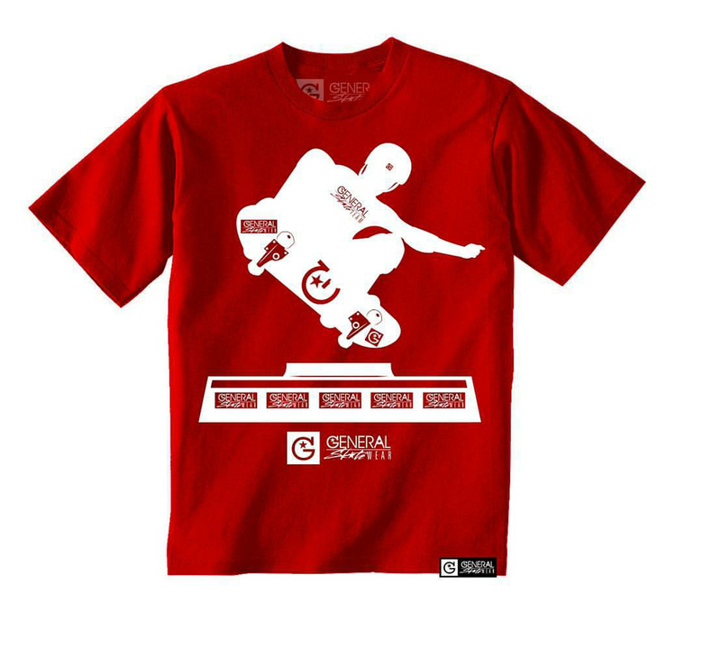 Image of General SkateWear T Shirts