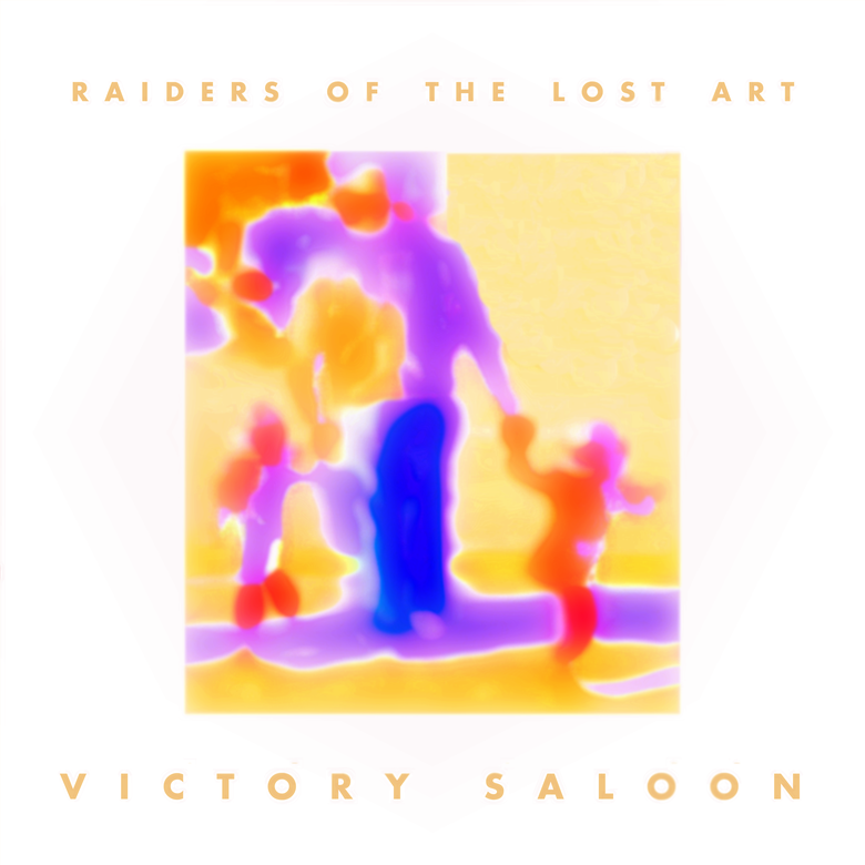 Image of Raiders of the Lost Art - Victory Saloon