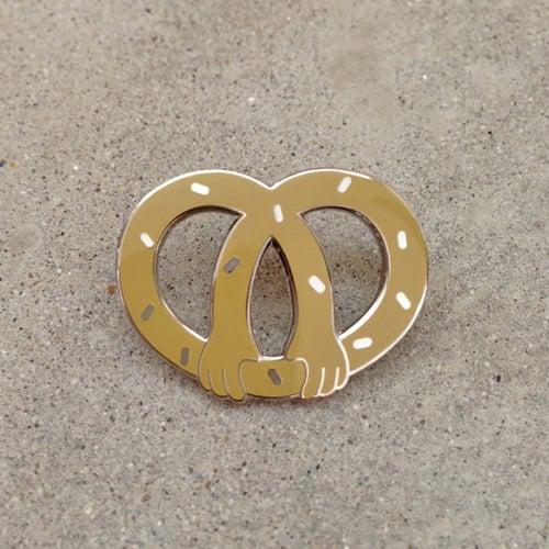 Image of Pretzel Pin