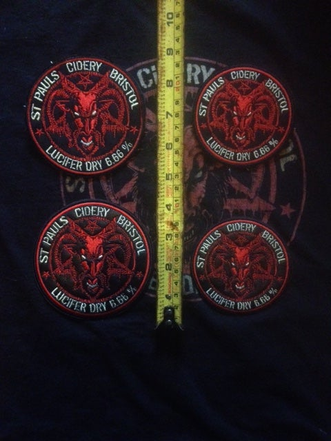 Image of Embroidered Patches