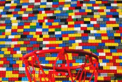 Image of Lego Basketball Hoop