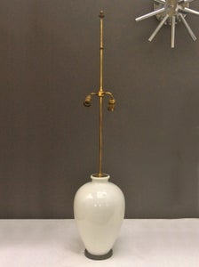 Image of Porcelain Lamp Base by KPM