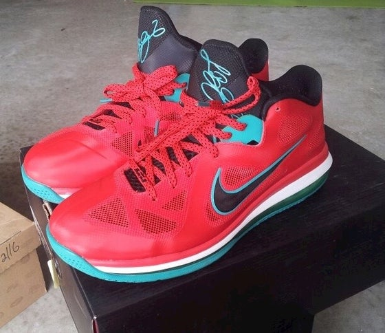 75db047d47a Image of Lebron 9 Low Liverpool Size 12