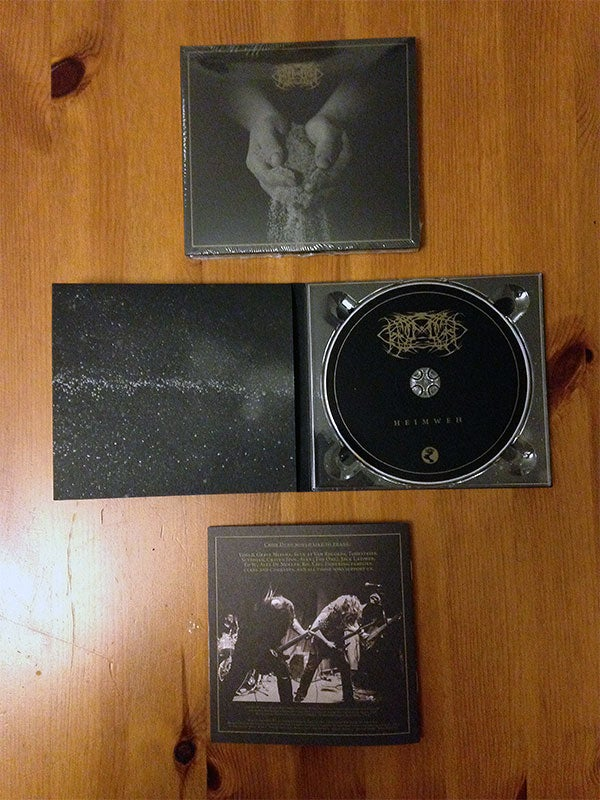 Image of Heimweh (digipack) - CD